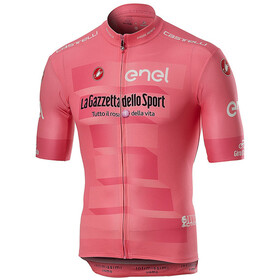 Castelli Giro d'Italia #102 Squadra Miehet Pyöräilypaita lyhythihainen , vaaleanpunainen